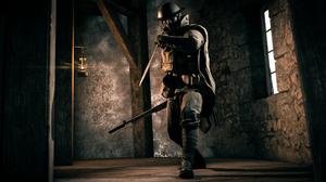 Battlefield 1 Soldier 2560x1440 Wallpaper