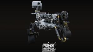 Perseverance Mars Robot Mars Rover Rover Robot NASA JPL Jet Propulsion Laboratory Video Game Art 3840x2688 Wallpaper