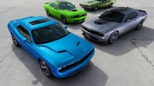 Blue Car Car Dodge Green Car Muscle Car Silver Car 1920x1200 Wallpaper