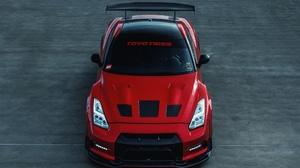 Car Nissan Nissan Gt R Red Car Sport Car Supercar Vehicle 2047x1353 Wallpaper