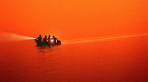 Orange Color 3840x2160 Wallpaper