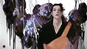 Suguru Geto 4161x2953 Wallpaper