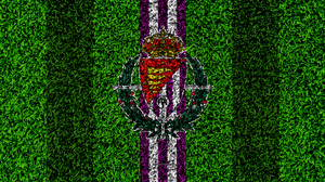Emblem Logo Real Valladolid Soccer 3840x2400 Wallpaper