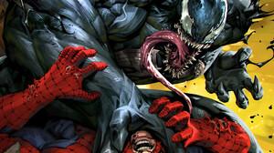 Venom Artwork ArtStation Kael Ngu Spider Man 1000x1518 Wallpaper