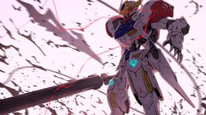 Asw G 08 Gundam Barbatos Lupus 2007x1417 Wallpaper