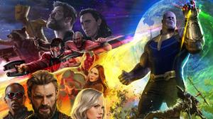 Anthony Mackie Black Widow Bradley Cooper Captain America Chris Evans Chris Hemsworth Chris Pratt Da 5475x3080 Wallpaper