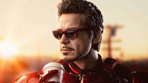 Figurine Iron Man Robert Downey Jr Toy 4907x2760 Wallpaper