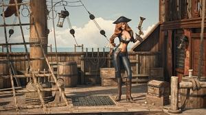 Fantasy Pirate 1440x811 Wallpaper
