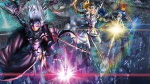 Jeanne DArc Fate Series Jeanne DArc Alter Artoria Pendragon Saber Fate Series Ruler Fate Apocrypha A 3934x1771 Wallpaper