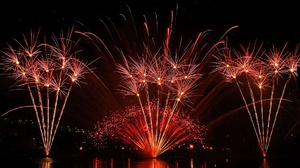 Fireworks Night 1920x1080 Wallpaper