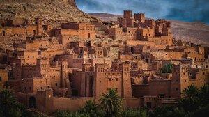 Architecture Ruins Ruin City Urban Morocco Ancient 1920x1078 wallpaper