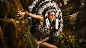 Native American 2048x1216 Wallpaper