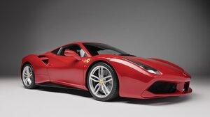 Ferrari Car Red Car Sport Car 4000x2667 Wallpaper