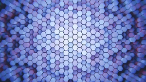 Artistic Hexagon Pattern 1920x1080 Wallpaper