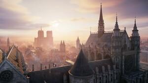 Assassins Creed Unity 4480x2520 Wallpaper