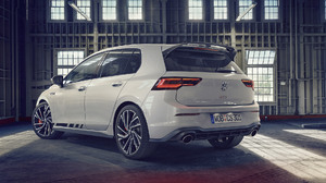 Volkswagen Volkswagen GTi GTi Hot Hatch Hatchbacks German Cars White Cars Car Vehicle Numbers 1920x1080 Wallpaper