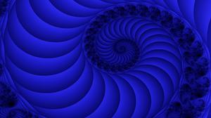 Abstract Spiral 2880x1800 Wallpaper