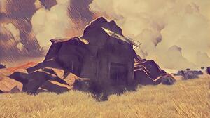 Video Game Rust 2848x1803 Wallpaper