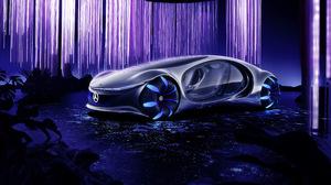 Mercedes Benz Vision Avtr 10000x6668 Wallpaper