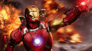 Iron Man Marvel Comics 3660x2060 Wallpaper