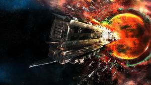 Sci Fi Artistic 2560x1600 Wallpaper