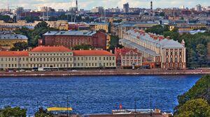 Building Saint Petersburg 5184x3456 Wallpaper