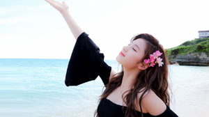 Twice K Pop Singer Women Lagune Sunlight Twice Sana Asian 1284x865 Wallpaper