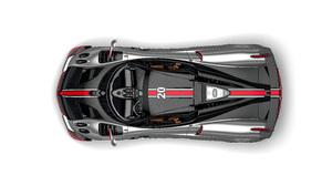 Car Pagani Pagani Huayra Silver Car Sport Car Supercar Vehicle 6752x3532 Wallpaper