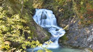 Water Waterfall Nature Outdoors Long Exposure 6000x4000 Wallpaper