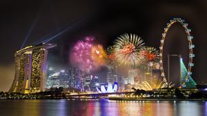 Photography Fireworks 2048x1356 Wallpaper