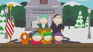 Eric Cartman Kenny Mccormick Kyle Broflovski Stan Marsh 1920x1080 Wallpaper