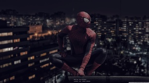 Spider Man 2880x1620 wallpaper