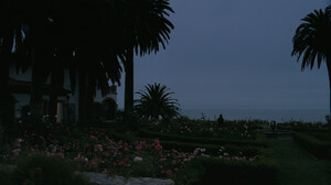 Westworld Horizon Garden Palm Trees Ocean View House Fontain HBO 1920x1080 Wallpaper