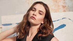 Girl Actress English Brunette 3840x2160 Wallpaper