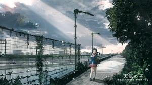 Hina Amano 1920x1080 wallpaper