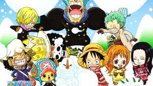 Brook One Piece Franky One Piece Monkey D Luffy Nami One Piece Nico Robin One Piece Roronoa Zoro San 2516x1766 Wallpaper