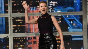 Actress American Scarlett Johansson Smile 3000x2002 Wallpaper