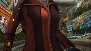 Kev Art Elite Dangerous Commander Imperial Guard Women Hologram Pilot Weapon City 3360x5446 Wallpaper