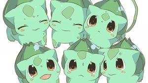 Bulbasaur Pokemon Pokemon 2048x1536 Wallpaper