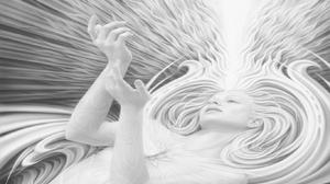 Fantasy Women 1366x768 Wallpaper