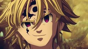 Meliodas The Seven Deadly Sins Boy Smile Face Blonde 3840x2160 Wallpaper
