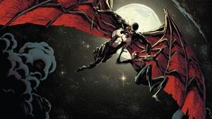 Venom Miles Morales Comic Books Marvel Comics Spider Man 3975x3056 Wallpaper
