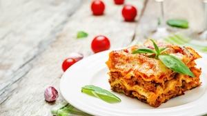 Lasagna Still Life 4928x3264 wallpaper