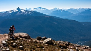 Bicycle Landscape Mountain Nature Scenic Canada British Columbia Mountain Bike Sport 2400x1600 Wallpaper