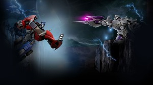 Video Game Transformers 1600x1100 Wallpaper