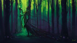 Fantasy Creature 1920x1080 Wallpaper