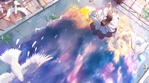Anime Original 2048x1447 Wallpaper