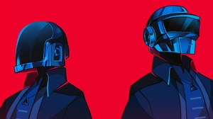 Daft Punk 1920x1158 wallpaper