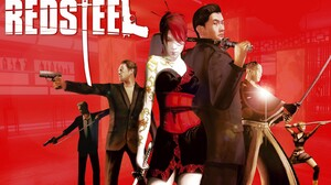 Video Game Red Steel 1600x1280 wallpaper