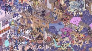 Ana Overwatch Bastion Overwatch D Va Overwatch Doomfist Overwatch Genji Overwatch Hanzo Overwatch Ju 1920x1279 Wallpaper